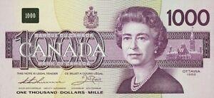 Canada-1000-Dollars-1988-P-100-REPRODUCE