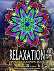 Relaxation Mandala Coloring Book - Vol.13: Relaxation Coloring Books for Adults by Jangle Charm (Paperback / softback, 2015)
