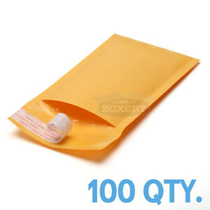 100-000-Kraft-Bubble-Padded-Envelopes-Mailers-4-x-8-from-TheBoxery