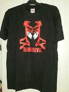 Marvel Daredevil Logo T-Shirt Uomo