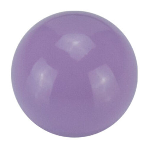 Supernova concept piercing bala lila atornillados 1,2mm acero quirúrgico 316l