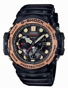 Casio-G-Shock-GN1000RG-1A-Gulfmaster-Black-amp-Rose-Gold-Watch-COD-PayPal