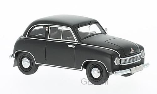 NEO 43962 - Lloyd LS 300 noir - 1951   1/43