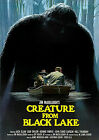 Creature From Black Lake (DVD, 2015)