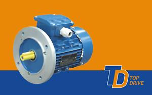 Elektromotor B3 Normmotor 0,25 kW 1500 U//min Drehstrom-Motor