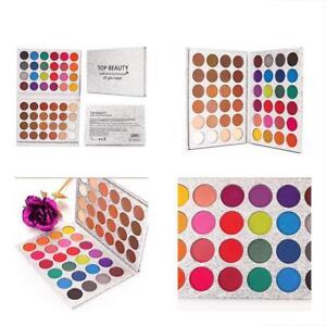 Morphe-Pro-48-Color-Eyeshadow-Makeup-Palette-Shine-amp-Matt-Makeup-Pigmented-Skin