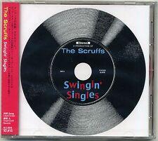 Scruffs -Swingin' Singles CD JAPAN PRESS Big Star The Go Now Explosives Powerpop