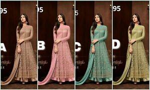 Salwar-Kameez-Suit-Indian-Pakistani-Designer-Anarkali-Dress-New-Party-Wear