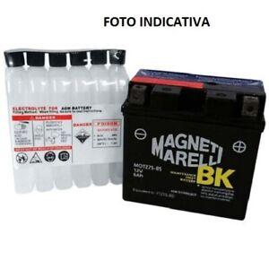 BATTERIA MAGNETI MARELLI Y60-N30L-A 30Ah MOTO GUZZI V35 II 350 1981 1982 1983