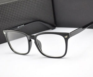 wayfarer optical frames  Vintage Wayfarer Men Women Myopia Glasses Eyeglasses Frame ...
