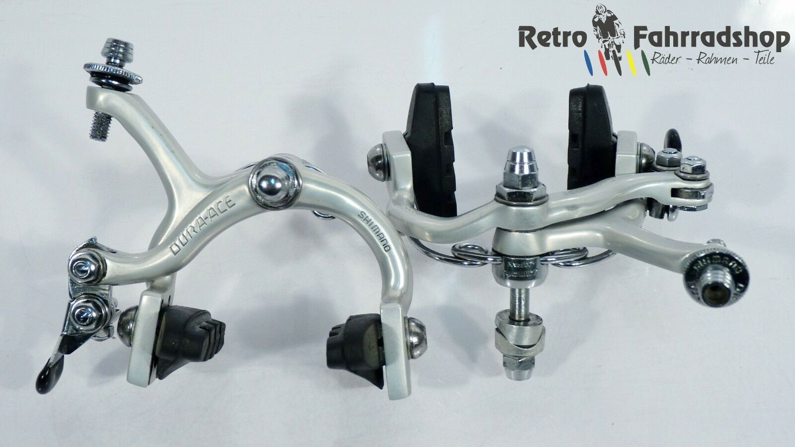 Shimano dura ace  ba-100 frenos 1st. serie año de fabricación 1977 top estado 404g rar  elige tu favorito