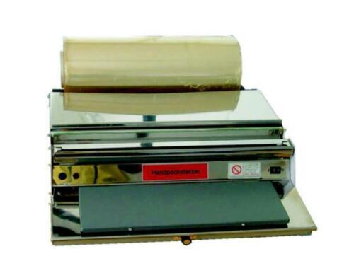 Handpacktisch Digi SA-11 Folienabroller Foliergerät Packtisch