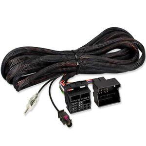 6,5m Radioanschlusskabel Quadlock Verlängerung Radio Kabel für BMW ...