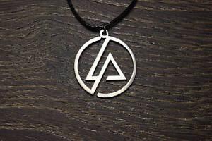 Details About Linkin Park Pendant Necklace Chester Charles Bennington Artist Rock Merch Symbol
