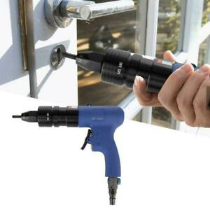 Pneumatic Rivet Nut Gun Rivnut Setting Gun Riveter Air
