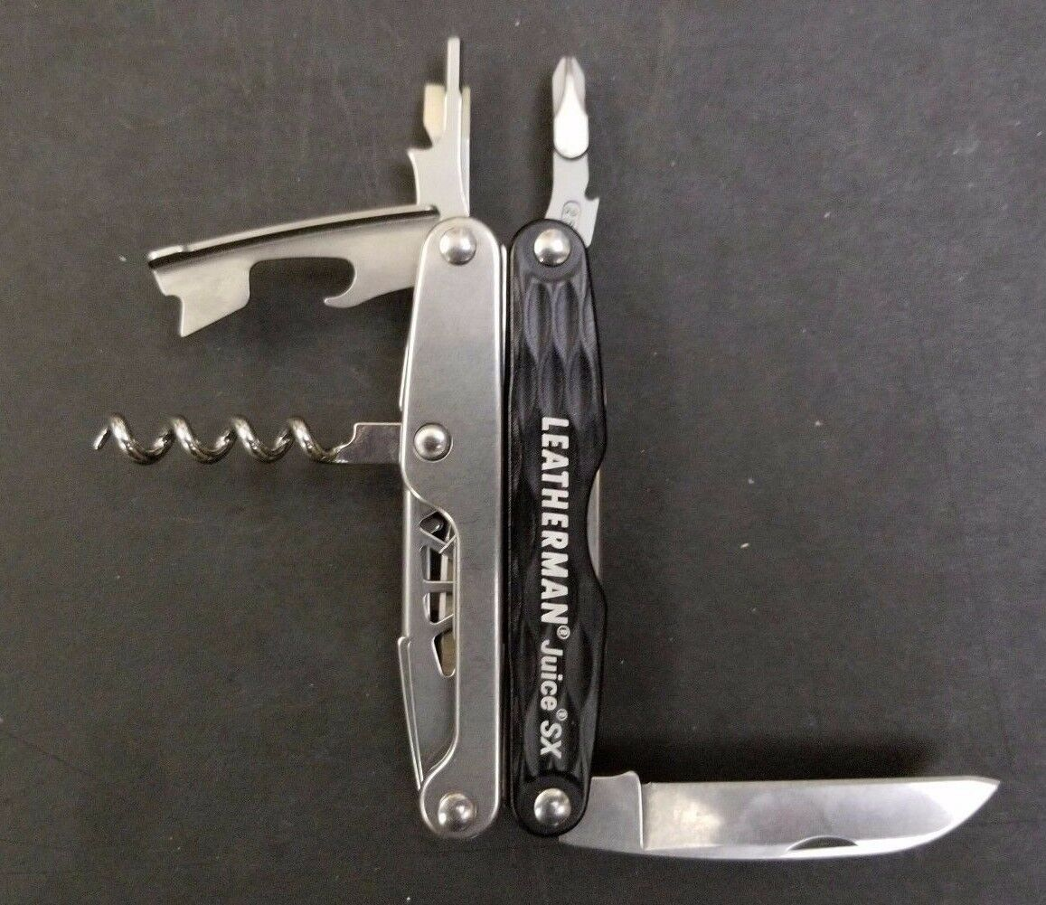 Lederman 831972 Juice SX Surf Stainless Steel Multi-Tool 831972
