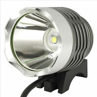 CREE XML  MTB Bike Light T6 LED 1800 Lumens Bicycle Rechargable Head Lights Lamp