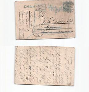 n15024-Kamerun-Postkarte-12-5-1908-nach-DIKOA-Deutsch-Kamerun-gerichte
