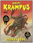 Creepy Krampus Sticker Book: For Naughty Girls and Boys of All Ages: No. 2 by Monte Beauchamp (Paperback, 2015)