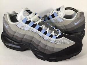 Nike Air Max 95 Aluminum Blue Grey