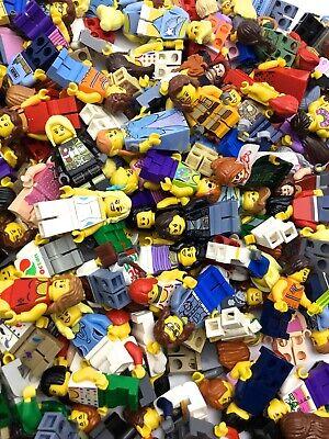 LEGO FEMALE MINIFIGURES RANDOMLY PICKED GIRL PEOPLE PRINCESS MOM WOMEN $2 EACH
