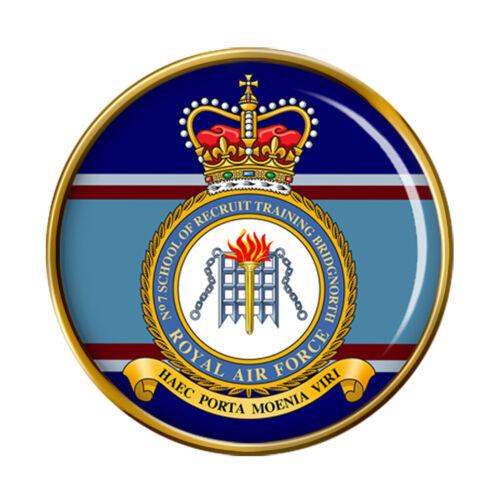 Insignia Pin RAF estación Bridgnorth