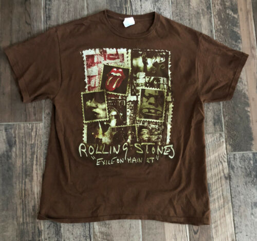 EXILE ON MAIN ST STREET UNOFFICIAL THE STONES ROCK HIT ADULTS /& KIDS T-SHIRT