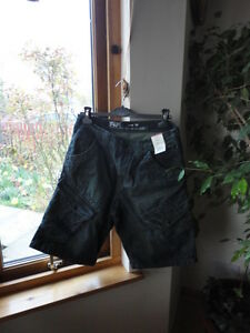 Denim-Shorts-from-Florence-and-Fred-waist-30inches-New-with-tags