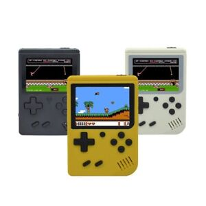 b6db98e6bc5 2018 Built-in 400 Classic Games Retro FC Mini TV Handheld Game ...