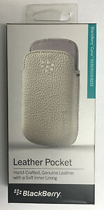New-Blackberry-Genuine-Leather-Pocket-Slim-Pouch-Case-for-Curve-9320-9310-9220