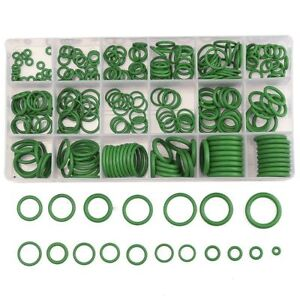 270-pc-O-Ring-O-Ring-Seal-Rubber-Assortment-18-sizes-Kit-Hydraulics-Air-Gas-HVAC