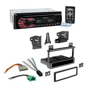 Pioneer Car Radio Stereo Dash Kit Wire Harness for Ford Lincoln Mercury  Mazda | eBayeBay