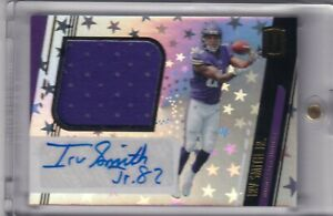 Irv-Smith-Jr-2019-Unparalleled-Stars-Patch-Rc-Auto-Sp-ed-27-150