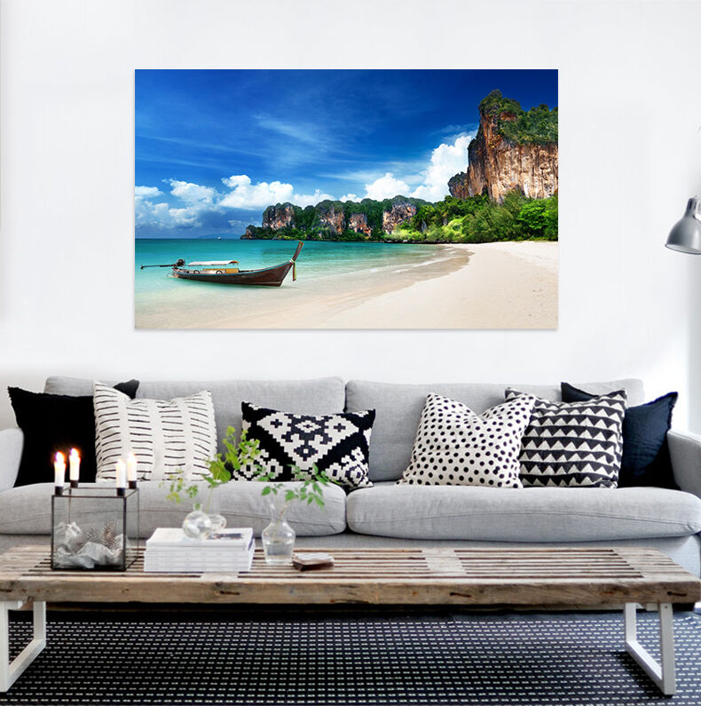 3D Der Himmel am Strand 528 Fototapeten Wandbild BildTapete AJSTORE DE Lemon