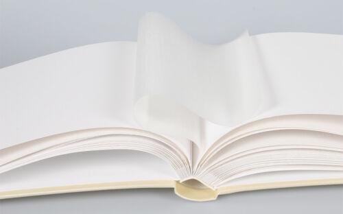Fotoalbum 5196 in 24x16 cm 60 Seiten romantisches Buchalbum