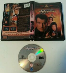 DVD-James-Bond-007-Tomorrow-Never-Dies-Special-Edition-NTSC-Region-1-US-Import