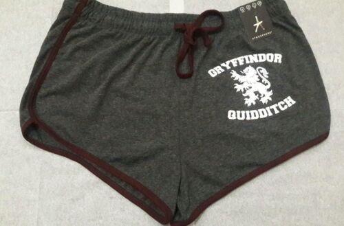 Primark Ladies Harry Porter Gryffindor Quidditch Pyjama Short Women 6-14