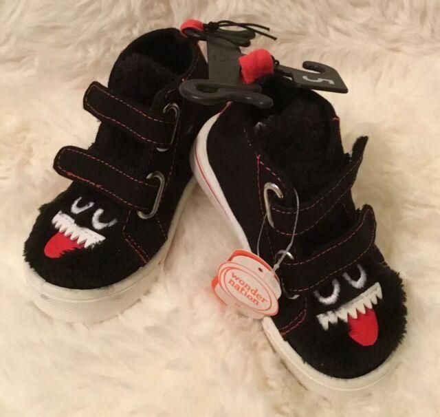 Wonder Nation Infant Shoes Size 5 for