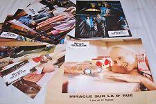 MIRACLE SUR LA 8è RUE ! spielberg jeu 12 photos cinema lobby cards fantastique
