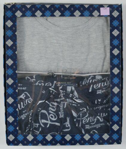 Penguin By Munsingwear #7680 NEW Men/'s Long Sleeve Crewneck /& Jersey Pants $68