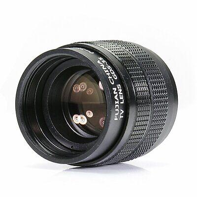 Fujian 35mm F1 7 Cctv Lens For Micro 4 3 Nex Nikon 1 Eos M Fujifilm Pentax Black Ebay