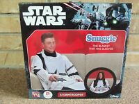 Snuggie With Sleeves Star Wars Stormtrooper Blanket Adult Size