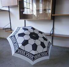 Etui Knirps Fußball Weltmeister Regenschirm TRUE VINTAGE soccer WM umbrella 90s
