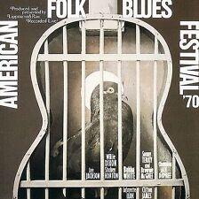 American Folk Blues Festival, Vol. 70 by Various Artists (CD, Jul-1992,...