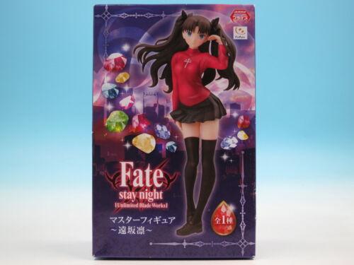 Fate//Stay night UBW Master Figure Rin Tohsaka FuRyu FROM JAPAN