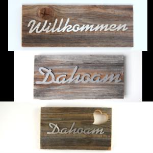 Holzschild-Dekoschild-Altholzbrett-mit-Spruch-Geschenke-Familie-Schilder-Deko