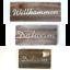 Holzschild-Dekoschild-Altholzbrett-mit-Spruch-Geschenke-Familie-Schilder-Deko Indexbild 1