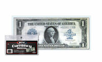 10 Large Dollar Bill Currency Sleeves - Money Holders - Protectors #21