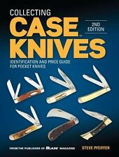 Collecting Case Knives Book~Identification~Prices~Over 1000 Photos~Old Ads~NEW