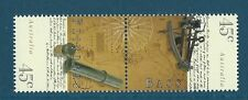 AUSTRALIA 1998 BASS AND FLINDERS, TASMANIA PAIR  UNMOUNTED MINT, MNH. SG 1820a